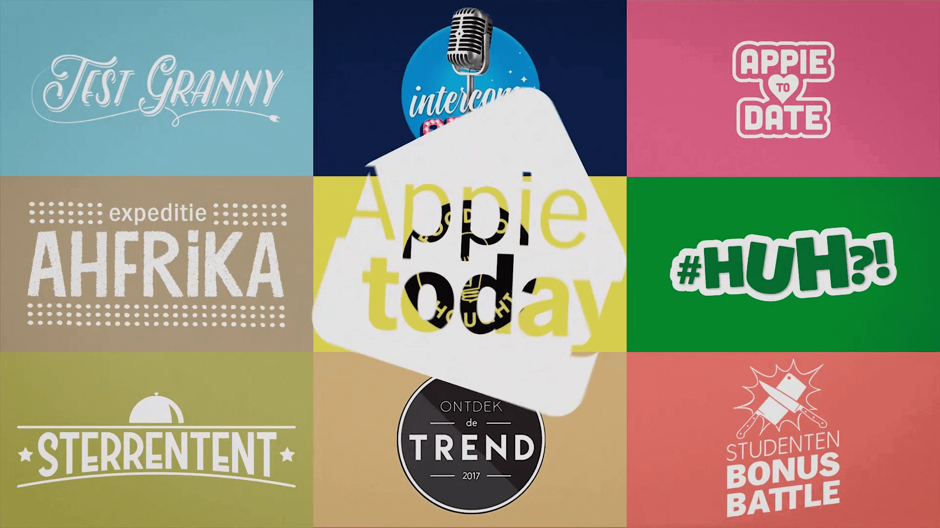 Albert Heijn & TBWA\NEBOKO winnen Disruption® Grandprix voor Appie Today