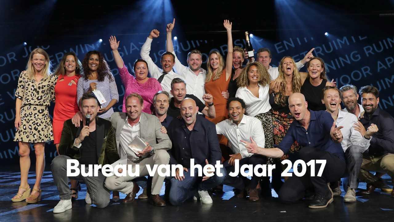 TBWANeboko werd door Stichting Adverteerdersjury Nederland (San) gekroond tot Bureau van het Jaar.